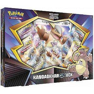 Pokemon Box - Coleção Especial - Kangaskhan-gx