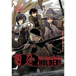 UQ Holder! - Edição 12
