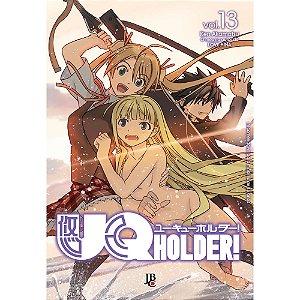 UQ Holder!- Edição 13
