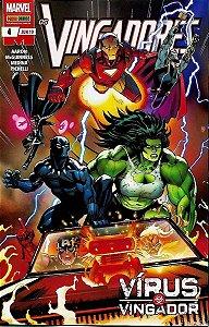 Os Vingadores Vol. 4 Vírus Vingador