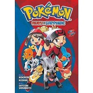 Pokémon Ruby & Sapphire - Volume 2