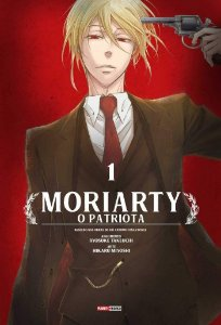 Moriarty: O Patriota - Volume 1