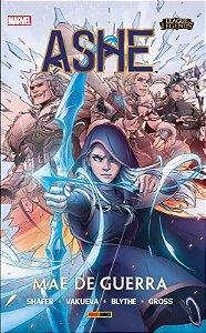 League of Legends : Ashe Mãe de Guerra