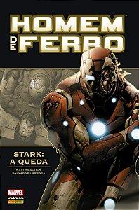 Homem de Ferro - Stark - A Queda