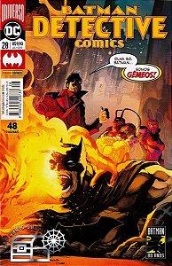 Batman Detective Comics - Edição 28