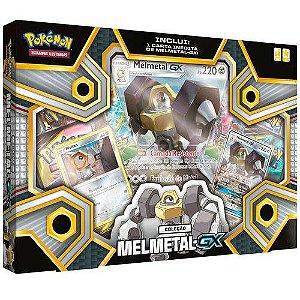 Pokémon Box Melmetal-gx - Copag