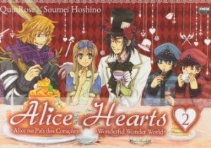 Alice Hearts - Volume 2