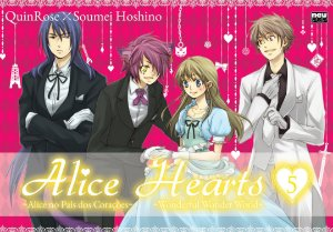Alice Hearts - Volume 5