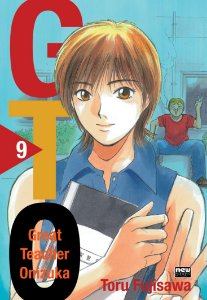 GTO - Great Theacher Onizuka - Volume 09
