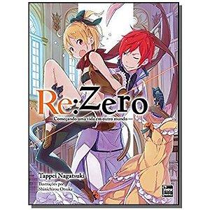 Re:Zero: Começando uma Vida em Outro Mundo - Volume 08