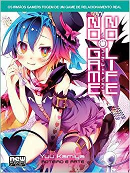 No Game No Life - Livro Volume 04