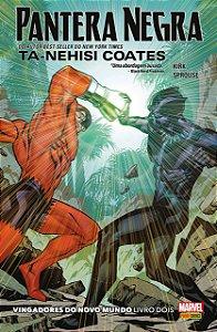 Pantera Negra: Vingadores do Novo Mundo - Livro Dois