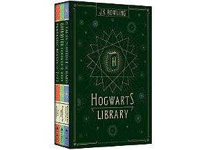 Box Biblioteca de Hogwarts