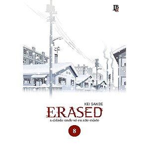 Erased - Edição 08