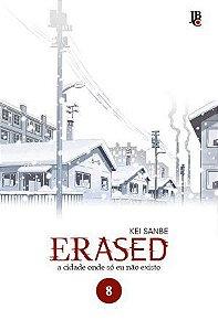 Erased - Edição 09