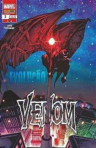 Venom: Evolução - Edição 03