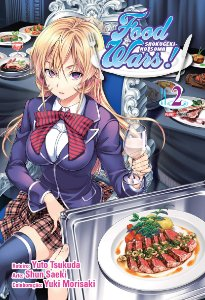 Food Wars - Volume 2