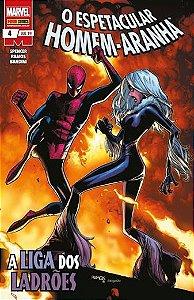 O Espetacular Homem Aranha - A Liga dos Ladrões