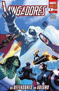Os Vingadores: Os Denfensores do Abismo - Volume 5