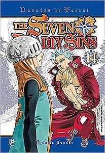 Nanatsu no Taizai: The 7 Deadly Sins  - Volume 14