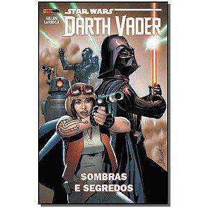 Darth Vader: Sombras E Segredos