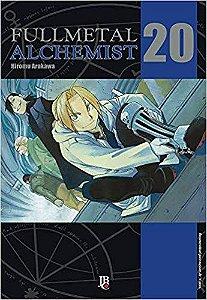 Fullmetal Alchemist - Especial - Volume 20