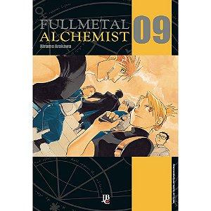 Fullmetal Alchemist - Edição 09