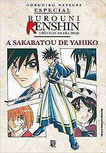 Rurouni Kenshin - Especial Sakabatou