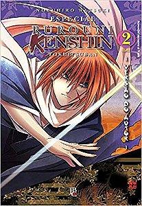 Rurouni Kenshin Especial - Versão Do Autor - Volume 1 - Nobuhiro, Watsuki,