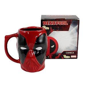 Caneca Deadpool.