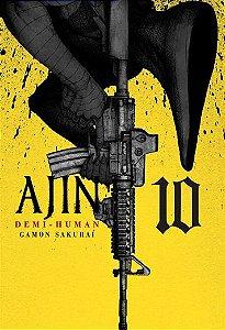 Ajin - Edição 10