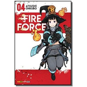 Fire Force - Volume 04