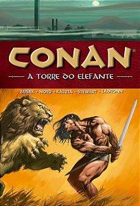 Conan: A Torre do Elefante - Edição 3