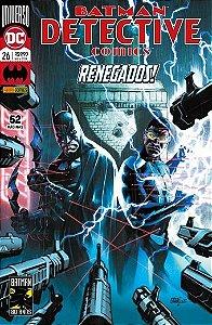Detective Comics: Renascimento - 26
