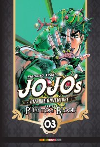 Jojo's Bizarre Adventure : Parte 1 - Edição 3