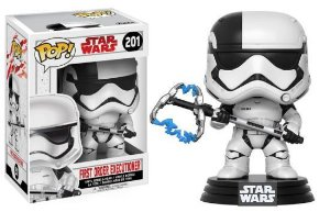 Pop First Order Executioner: Star Wars