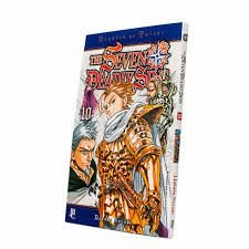 The Seven Deadly Sins - Volume 10