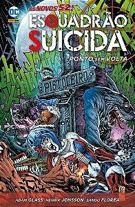 Esquadrão Suicida - Edição 1
