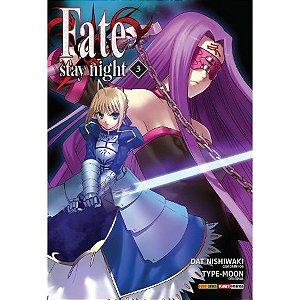 Fate Stay Nigth - Edição 03