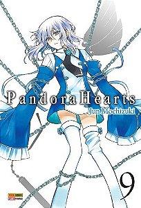 Pandora Hearts - Edição 9