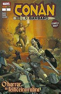 Conan, O Bárbaro - Volume 01