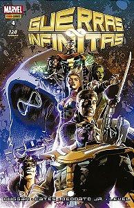 Guerras Infinitas - Volume 4