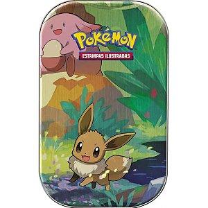 Pokémon - Deck Lata - Amigos de Kanto - EEVE