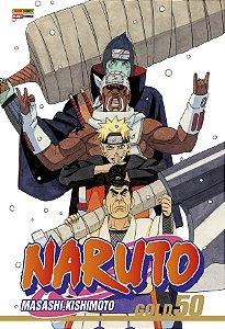 Naruto Gold -  Edição 50