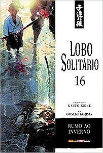 Lobo Solitário - Edição 16