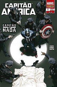 Capitão América : Capitão de Nada - volume 5