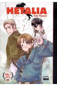 Hetalia Axis Powers - Volume 1