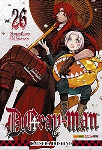 D.Gray-Man - Volume 26