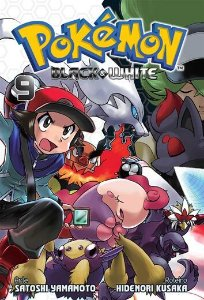 Pokémon Black and White - Volume 09