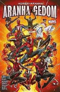 Homem-Aranha: Aranhagedom -  Volume 1